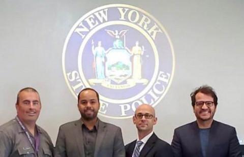 AiPlates e Polícia de Nova Iorque trocam experiências na área de segurança